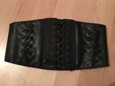 New Look Faux Leather Wide Belts for Women