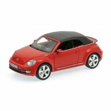 1 18 Kyosho VW Beetle Convertible 2012 Red