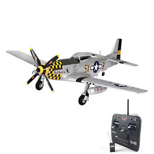 TOP EPO P51D Mustang RC RTF Propeller Plane W/ Brushless Motor Servo ESC Battery