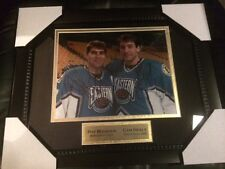 Ray Bourque & Cam Neely Autographed Framed 8x10