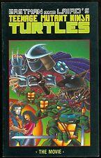 Teenage Mutant Ninja Turtles TMNT Eastman Laird The Movie B&W Mirage June 1990