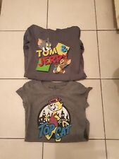 JAY JAYS TOM & JERRY LONG SLEEVE TOP,  TOP CAT T-SHIRT