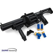 373Pcs Military Shotgun Gun Weapon DIY Assemble Building Blocks Toys Gift Kids