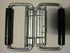 Sprung Drop Handle for Flightcase or Speaker Cabinet x 2