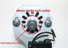 Klein Nähmaschinen motor 180W ( weiss , richtung rechts )