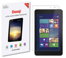 3X Dooqi Matte Anti Glare Screen Protector Guard Film For Dell Venue 8 Pro 5855