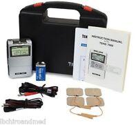 Tens Unit Muscle Stimulator Pain Relief, Rehabilitation, Machine Back Spasm 7000