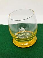 Incredibly Unique Tilting Bacardi Limón Rum Shot Glass