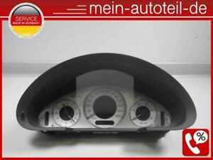 Mercedes S211 W211 Tacho AVANTGARDE Avantgarde 2115402548 VDO 110.080.292/033  D