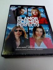 "DVD ""EL AMOR ES UN CRIMEN PERFECTO"" PRECINTADA SEALED PHILIPPE DJIAN MATHIEU ALM"