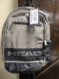 "HEAD 18"" Alley Backpack - Grey"