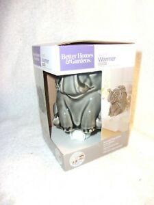 Better Homes and Gardens Accent Wax Warmer Elephant - NEW! 🔥