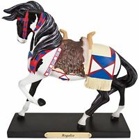 NEW IN BOX Trail of the Painted Ponies 4037601 REGALIA - Resin Horse Figurine