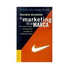 El Marketing de la Marca: Como Construir Estrategias de Marca Ganadoras Para