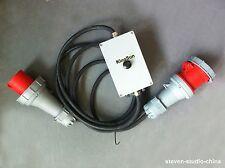 Up to 10000W light Dimmer 90~240V dimming 0~100% for 10kw fresnel tungsten light