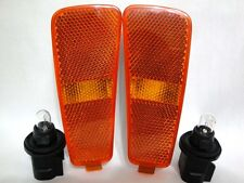 Front Side Signal Parking Marker Light Lamps w/2 Bulbs A Pair Fit 2006-2011 HHR