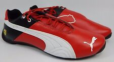 Puma Ferrari Future Cat SF Junior Boy's Youth / Men's Size US 7 M EU 39 Red