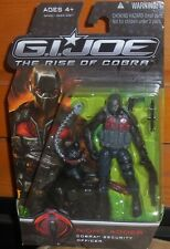 GI Joe Rise of Cobra NIGHT ADDER Mosc New Roc