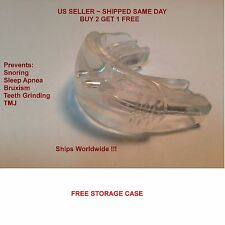 Dental Mouth Guard for Teeth Grinding, Bruxism, TMJ, Stop Tooth Clenching WW