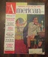 The American Magazine February 1952 Murder in Manhattan