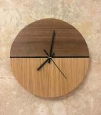 Horloge hiboux, mécanisme silencieux, décor mural yin et yang, s