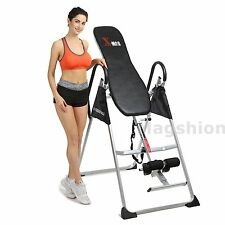 X-MAG Inversion Table Back Neck Therapy Pain Exercise Chiropractic Reflexology