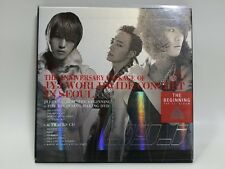 CD+DVD JYJ THE BEGINNING Ltd Worldwide Concert In Seoul Edition Kim Jae Joong