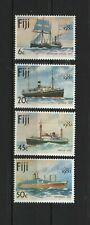 FIJI London 1980 Ships. set NHM