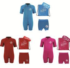 Aquatica Bebé Traje Premier Swim Kit-Traje + Pañal Pantalones Cortos + Toalla + Bolsa Por TBF