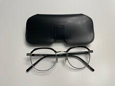 Saint Laurent SL 124 Eyeglasses Black Palladium 001 Authentic 50mm
