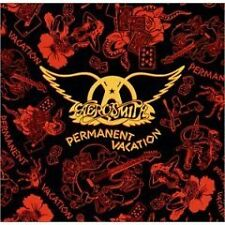 PERMANENT VACATION  CD HARD ROCK-METAL-PUNK-GROUNGE