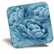 Awesome Fridge Magnet - Light Blue Flowers Floral Flower Cool Gift #21540