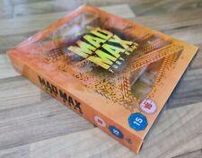 Mad Max Fury Road - Titan's of Cult Steelbook (Blu-ray + 4K UHD) BRAND NEW!!