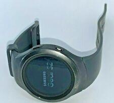 Samsung R730 SM-R730V Gear S2 Verizon Wireless Smartwatch, Dark Gray Size Large