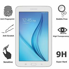 "Tempered Glass Screen Protector for Samsung Galaxy Tab A E S2 3 4  7"" 8"" Tablet"