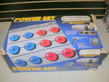 NES POWER SET (Nintendo 8-Bit System Console) Complete in Box CIB