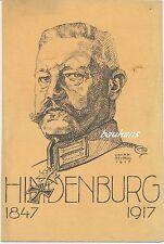 AK Hindenburg  (n475)