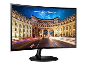 """Monitor Gaming Samsung LC27F390FHUXEN 27"""" Full HD VA Nero Curvo Schermo Monitor"""