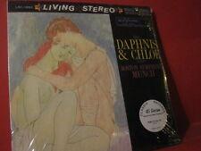 "MUNCH ""RAVEL - DAPHNIS & CHLOE "" (180GRAM-CLASSIC RECORDS/45RPM-LP-SET/SEALED)"