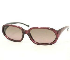 FENDI SL7668 sunglasses vintage pink pirple gray rectangular oval frames