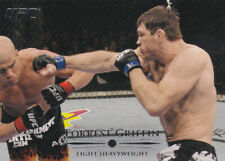 UFC MMA Forrest Griffin Card