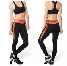 BlackMilk Tiger Stripes Ninja Spikes Leggings Size XS