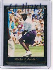 LP Michael Jordan 1992 Investor's Journal Magazine Insert Promo Card #14 1/17K!!