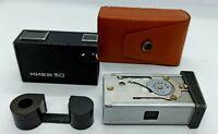 KIEV 30 Unusual Vintage Camera Soviet Russian 16mm SPY camera in BOX