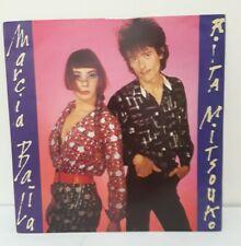 "Rita Mitsouko Marcia Baila 1984 12"" 45rpm Maxi EP NM Virgin 80149 Record RARE"