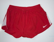 Nike Women's Tempo Running Shorts Color: Red New!!!!