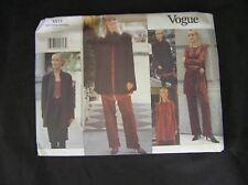 Vogue Pattern #1517 Size 12-14-16 UNCUT