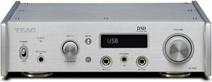 TEAC NT-505-S USB-DAC / Dual Network Player Silver from Japan DHL Fast Ship NEW