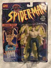 The Amazing Spiderman Animated Series SMYTH ACTION FIGURE 1990