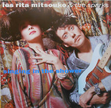 LES RITA MITSOUKO SINGING IN THE SHOWER Maxi 1988 Quasi neuf